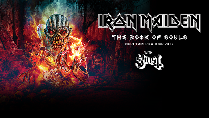 iron maiden the book