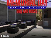 Memorial Day Weekend Kickoff: BBQ and Booze at Decades ...