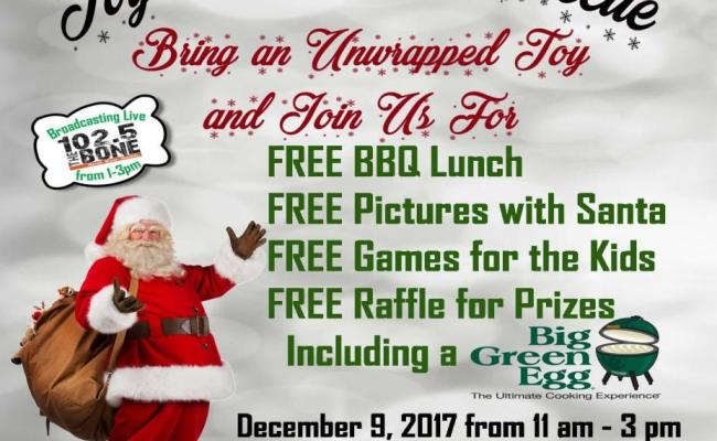 Toys For Tots Toy Drive And Bbq St Petersburg