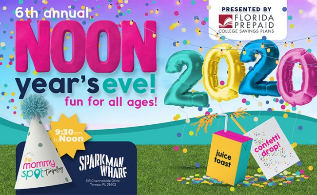 6th Annual Noon Year S Eve Presented By Florida Prepaid