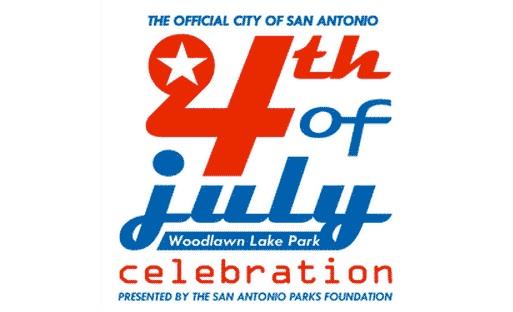4th Of July Celebration At Woodlawn Lake Park San Antonio