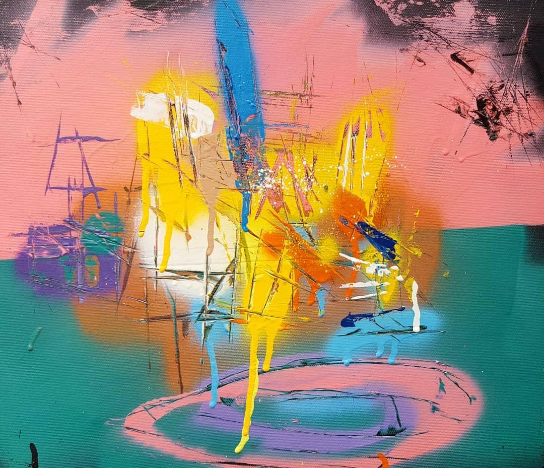 Painting By JardinOne