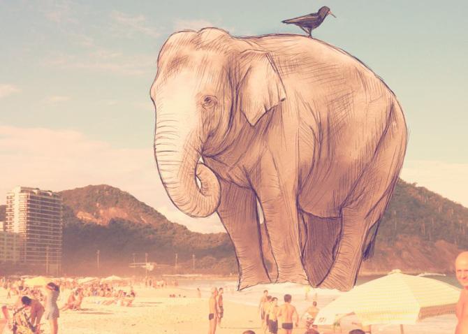12. Surreal Illustration by Christopher Guzman