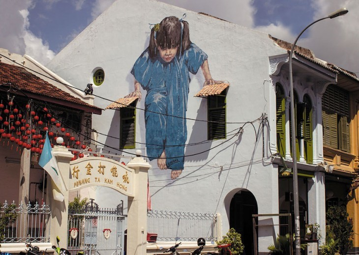 15. The Urban art