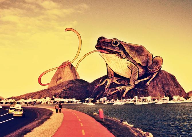 16. Surreal Illustration by Christopher Guzman