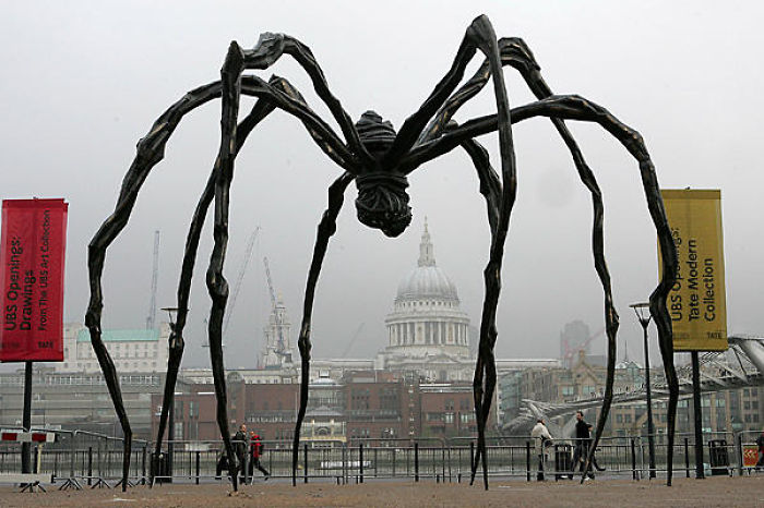 19. The Spider, London