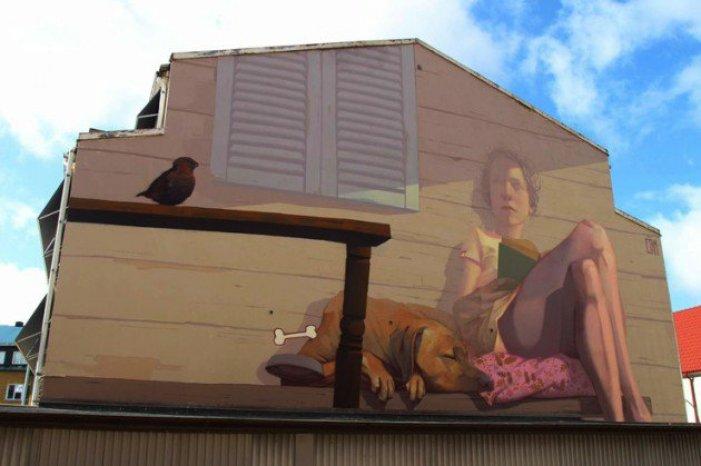 2. Mural Art Festival