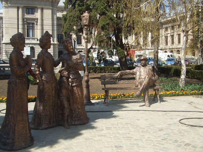23. The ladies, Romania