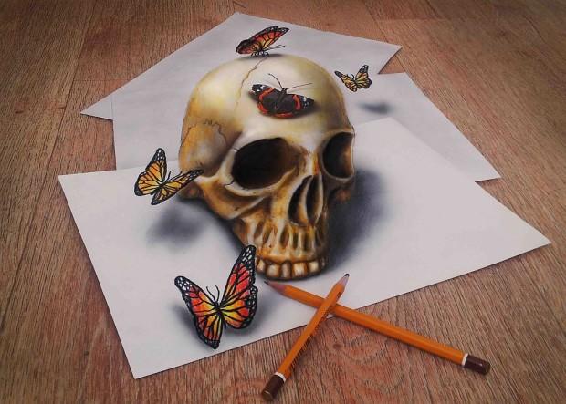 3d-art-Skull