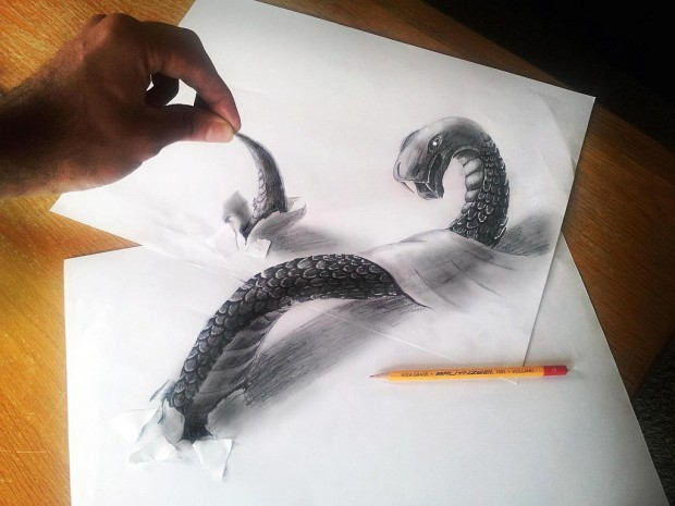 3d-art-monster