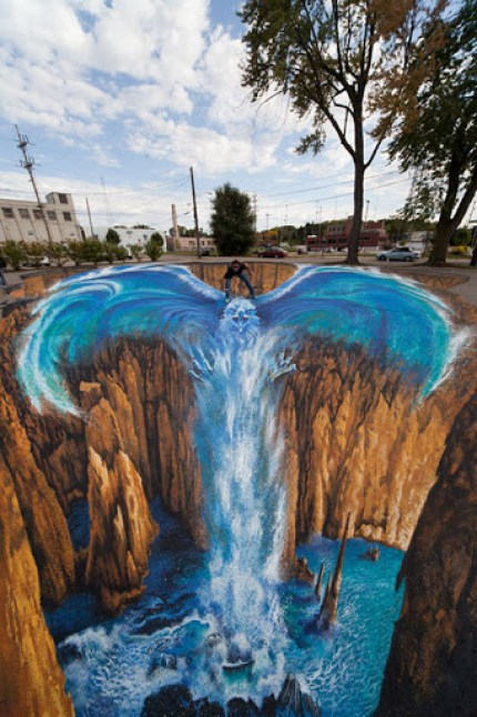 5. Awesome 3D Street Art
