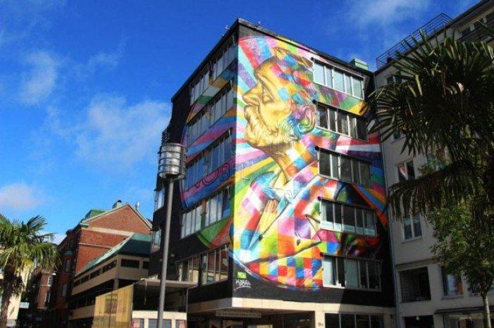 6. Mural Art Festival