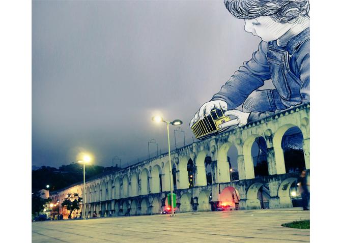 8. Surreal Illustration by Christopher Guzman