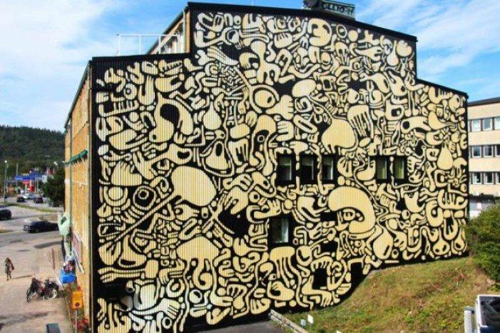 9. Mural Art Festival