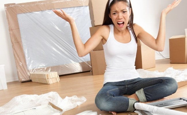 Neighbors Mistake Ikea Furniture Assembly For Domestic