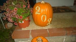 Address Pumpkin