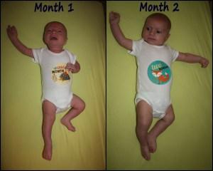 He's already grown so much!