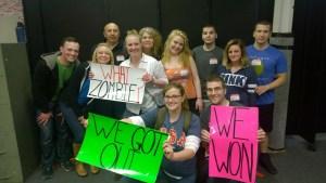 We Won!!