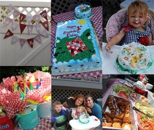 Daisy's 1st Birthday
