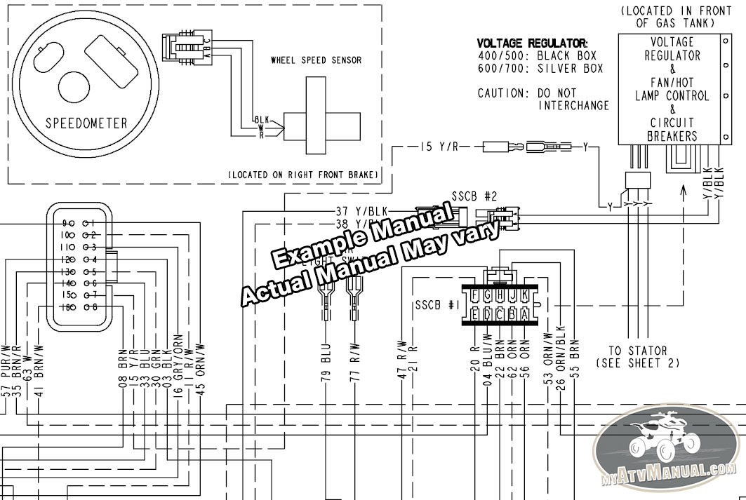 Polaris 350l Trail Boss Wiring Diagram