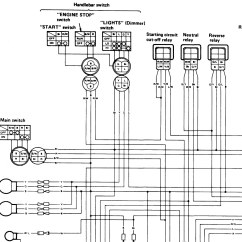 Yamaha Moto 4 200 Wiring Diagrams 1997 Honda Accord Engine Diagram Sample2