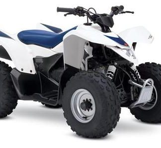 2007-2010 Suzuki LT-Z90 QuadSport Service Manual Download 99500-40021-03E