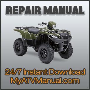 2005 yamaha raptor 350 manual
