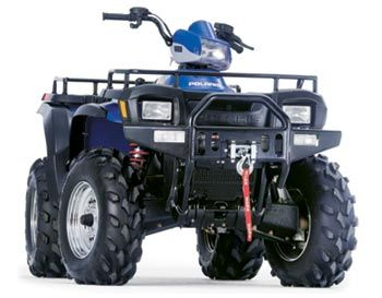 1985-1995 Polaris ATV/Light Utility Hauler Factory Service Manual Download 9912004