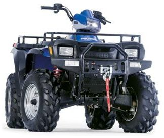 1999-2000 Polaris ATV/UTV Factory Service Manual Download 9915083