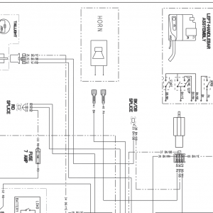 Rzr 800 Wiring Diagram, Rzr, Free Engine Image For User