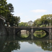 Residence and Halidom, The Imperial Palace, Tokyo