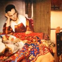 RE-CREATE, Vermeer's complete works at Tokyo