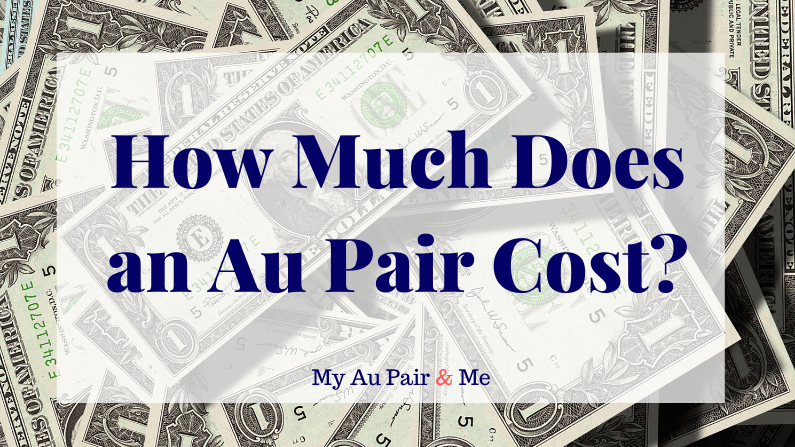 How much does an au pair cost?
