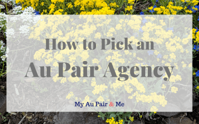 How to Pick an Au Pair Agency