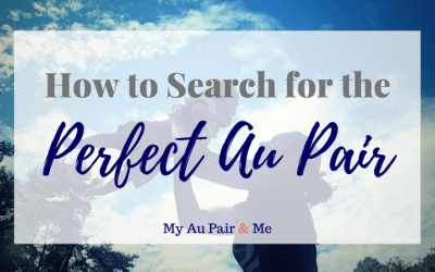 How to search for the perfect au pair
