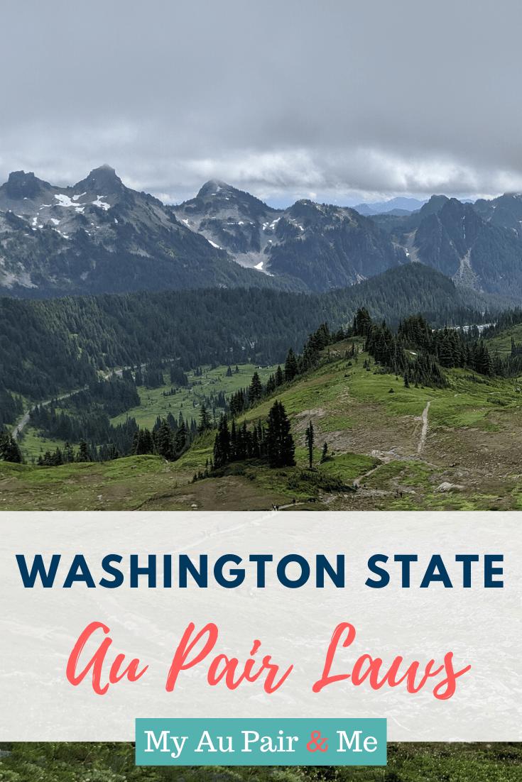 Washington State Au Pair Laws