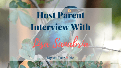 Host Parent Interview With Lisa Sanabria