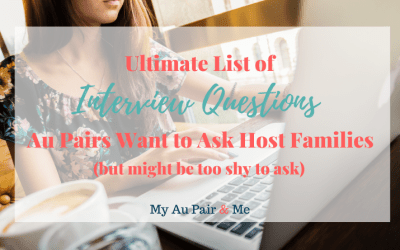 The Ultimate List of Interview Questions Au Pairs Want to Ask Host Families (But Might Be Too Shy to Ask)