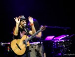 Jason Mraz Performs in Austin