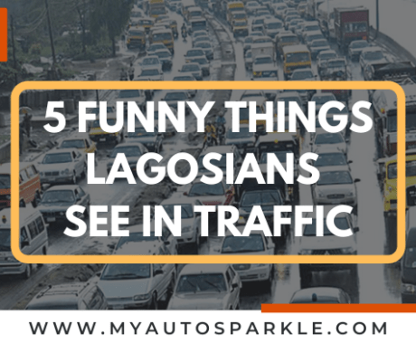 5 funny things lagosians see in traffic