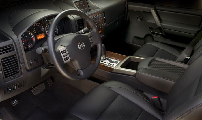 Airbag Sensors 2008 Nissan Pathfinder