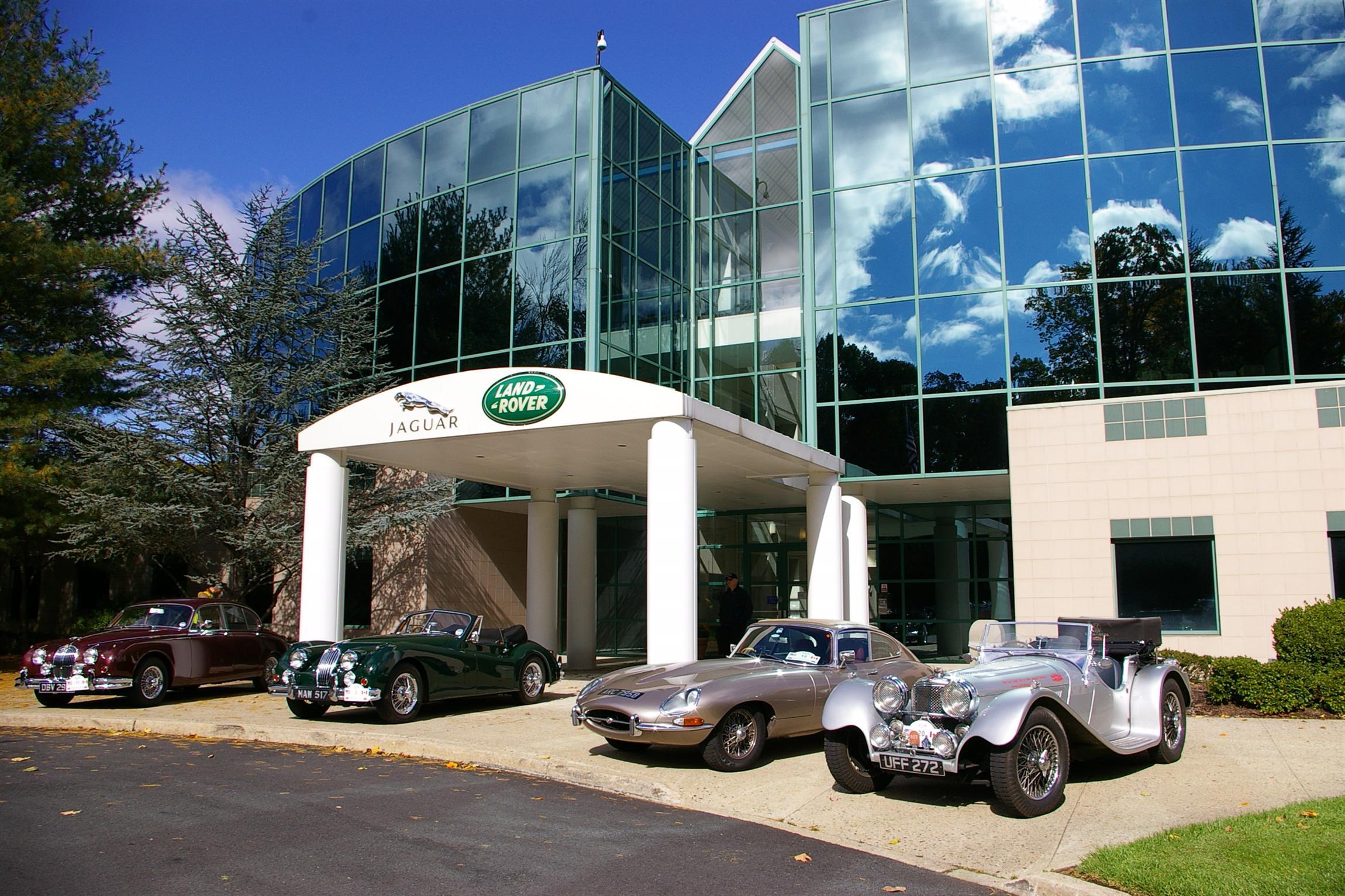 Land Rover myAutoWorld