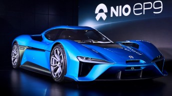 NEXTEV LAUNCHES WORLD'S FASTEST ELECTRIC CAR