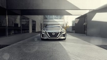 NISSAN VMOTION 2.0 CONCEPT MAKES WORLD DEBUT
