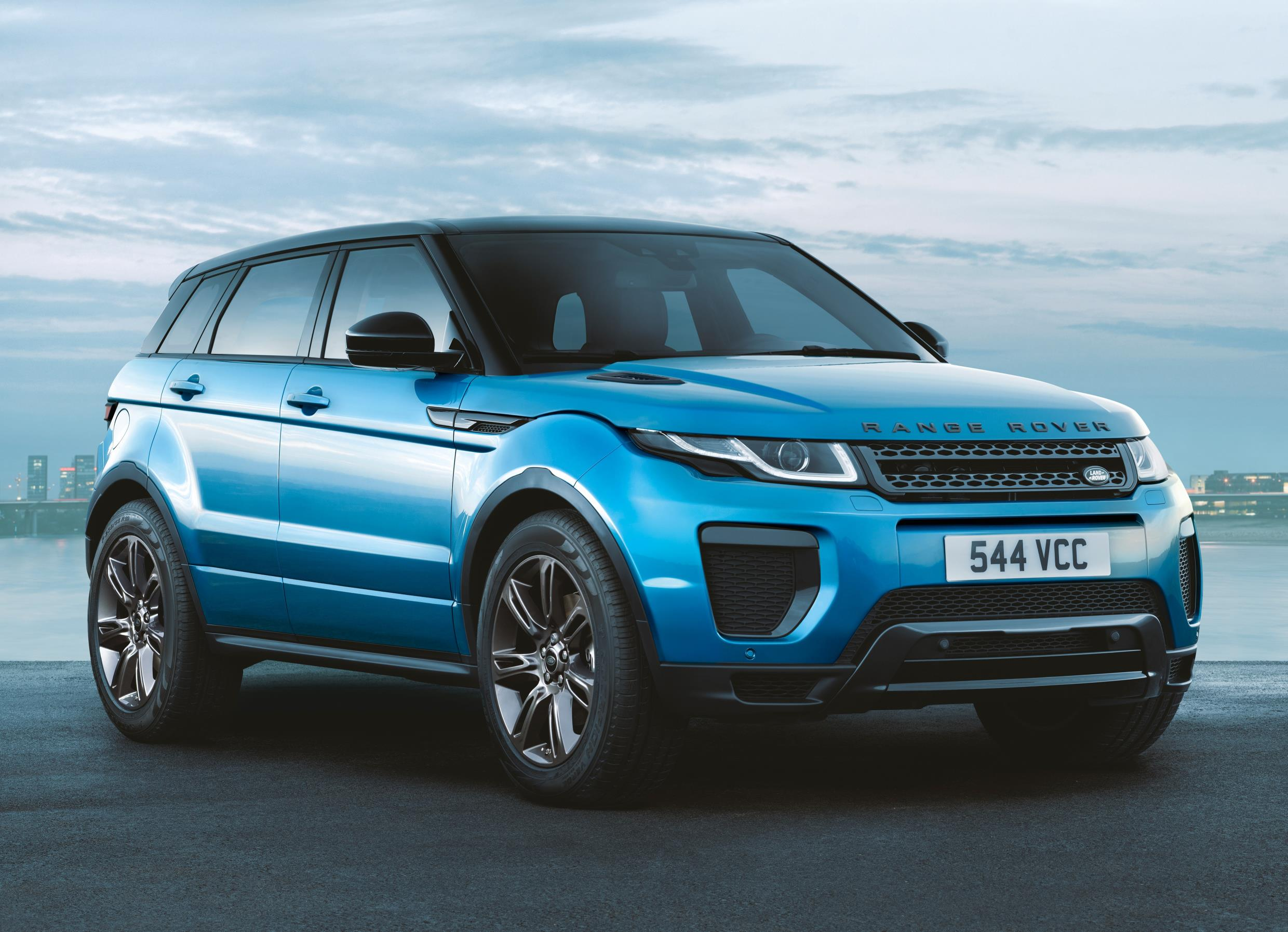 LAND ROVER RANGE ROVER EVOQUE LANDMARK EDITION myAutoWorld