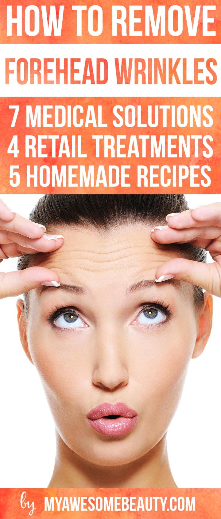 Best Way To Get Rid Of Forehead Lines Naturally