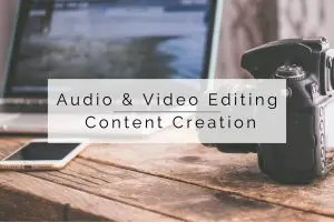 Audio and Video Editing Service