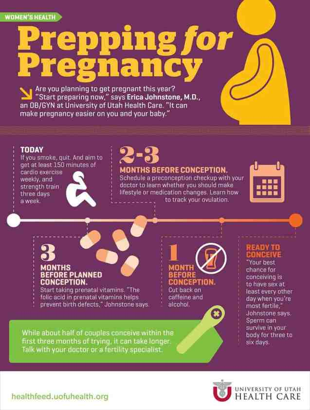 Best Infographic About Pregnancy 20