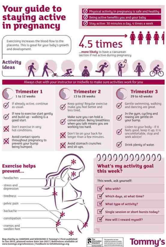 Best Infographic About Pregnancy 41