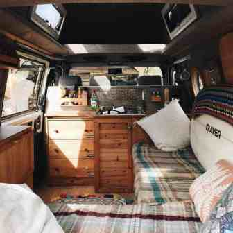 Camper Van Kids Bed Inspiration 19